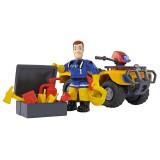ATV Simba Fireman Sam, Sam Mercury Quad cu figurina Sam si accesorii {WWWWWproduct_manufacturerWWWWW}ZZZZZ]