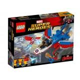 LEGO Capitanul America si urmarirea avionului cu reactie (76076) {WWWWWproduct_manufacturerWWWWW}ZZZZZ]