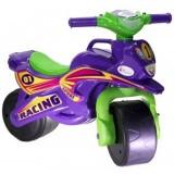 Motocicleta de impins MyKids Racing 01396 mov verde