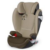 Scaun auto Cybex Solution M Fix olive khaki cu Isofix