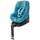 Scaun auto Maxi Cosi 2WayPearl mosaic blue cu baza auto 2wayFix