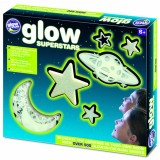 Set Glowstars Corpuri ceresti fosforescente din univers