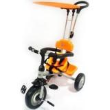 Tricicleta Carello 3cycle portocaliu