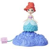 Figurina Hasbro Disney Princess Ariel cu Suport Rotativ