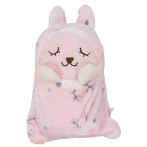 Patura Cangaroo Puffy pink