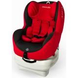 Scaun auto Coccolle Mira-Fix cu sistem Isofix rosu