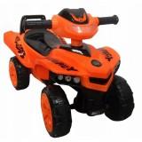 ATV de impins R-Sport J5 portocaliu