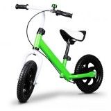 Bicicleta fara pedale Ecotoys BW-1133 verde