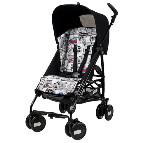 Carucior Peg Perego Pliko Mini cartoon
