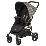 Carucior Valco Snap 4 CZ Edition brown flowers