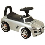 Masinuta Baby Mix Mercedes silver