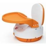 Scaun de masa OkBaby Artu portocaliu