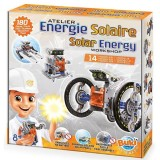 Set constructie Buki France Energie Solara 14 in 1