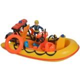 Barca Simba Fireman Sam Neptune cu figurina si accesorii {WWWWWproduct_manufacturerWWWWW}ZZZZZ]