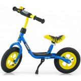 Bicicleta fara pedale Milly Mally Dusty blue gelb
