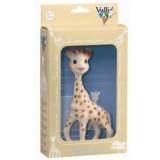 Jucarie Vulli girafa Sophie in cutie cadou