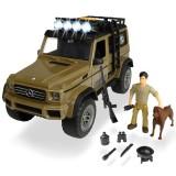 Masina Dickie Toys Playlife Ranger Set cu masina Mercedes-Benz AMG 500 4x4, figurina si accesorii {WWWWWproduct_manufacturerWWWWW}ZZZZZ]