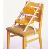 Scaun de masa Litaf Hang N Seat portocaliu