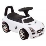 Masinuta Baby Mix Mercedes white