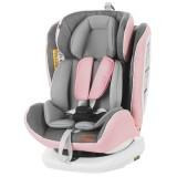 Scaun auto Chipolino Tourneo 0-36 kg rose pink cu sistem Isofix