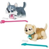 Set catelusi Giochi Preziosi Pet Parade Husky cu Labrador