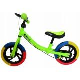 Bicicleta fara pedale R-Sport R6 verde