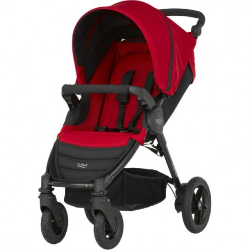 Carucior Britax - Romer B-motion 4 flame red