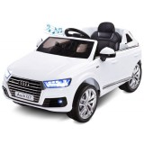Masinuta electrica Toyz Audi Q7 12V white