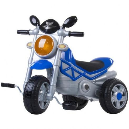 Motocicleta Sun Baby Chopper albastru