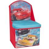 Scaun si cutie depozitare Fun House Disney Cars