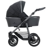 Carucior Venicci Carbo Black Lux 3 in 1