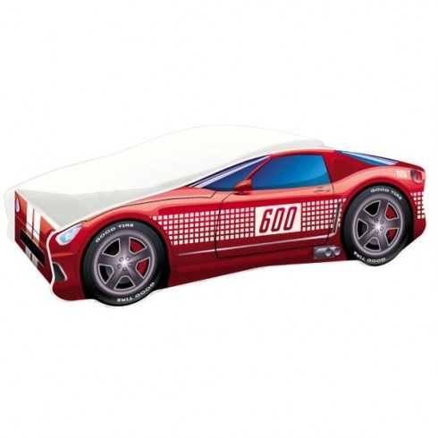 Patut MyKids Race Car 01 Red 160x80