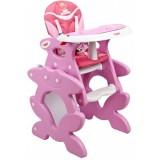 Scaun de masa Arti Betty J-d008 roz