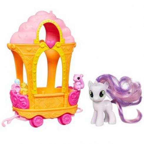 Jucarie Hasbro Sweetie Belle cu caleasca