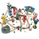 Pista Trenulet KidKraft Super Highway