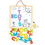 Tabla educationala Ecotoys ESC-W-018A 3 in 1