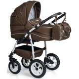 Carucior MyKids Germany 3 in 1 maro