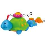 Jucarie K's Kids Parada muzicala a testoaselor