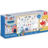 Kit decor Walltastic Sticker Nautic