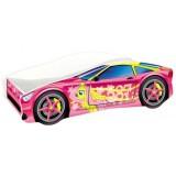 Patut MyKids Race Car 08 Pink 140x70