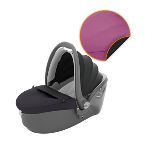 Landou Britax - Romer Baby Safe Sleeper black thunder