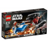 LEGO A-Wing contra TIE Silencer Microfighters (75196) {WWWWWproduct_manufacturerWWWWW}ZZZZZ]