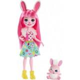 Papusa Enchantimals by Mattel Bree Bunny cu figurina {WWWWWproduct_manufacturerWWWWW}ZZZZZ]