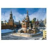Puzzle Educa Catedrala Sfantul Vasile din Moscova 1500 piese