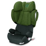 Scaun auto Cybex Solution Q 2 Fix Plus hawaii green