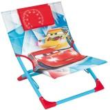 Scaun pliabil Fun House Cars 3 pentru plaja