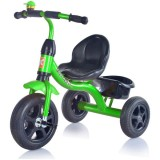 Tricicleta Kidz Motion Tobi Basic verde