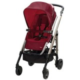 Carucior Bebe Confort Trio Loola2 raspberry red