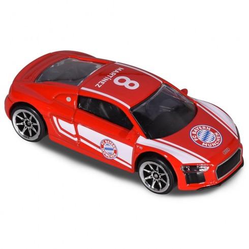 Masinuta Majorette FC Bayern Munchen Audi R8 Coupe Martinez 8 {WWWWWproduct_manufacturerWWWWW}ZZZZZ]