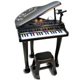 Pian electronic Bontempi Grand cu 37 clape